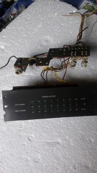 Vu Do Amplificador Gradiente166 Leia O Anucio