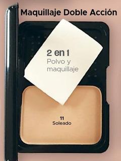 Maquillaje Doble Acción (húmedo O Seco) * Ideal *