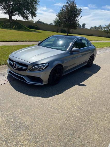 Mercedes-benz Clase C 4.0 63 Amg Mt 2016
