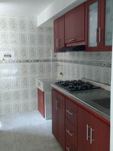 Imagen 1 de 13 de Apartamento Cocina Integral 3 Habitaciones 2 Baños En Soacha