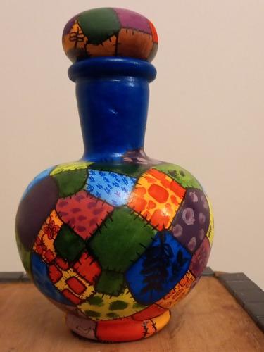 Imagem 1 de 1 de Moringa Com Retalhos Colorido