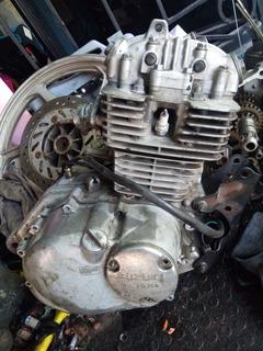 Suzuki Gn 125 Motor Por Partes Compatible Todos Años
