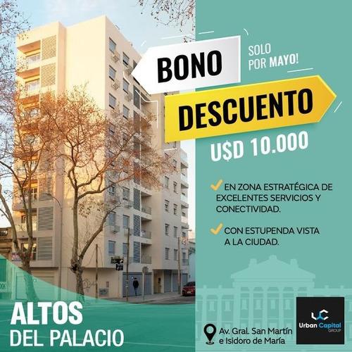 Estrene En Altos Del Palacio, 2 Dorm., Vista, Barbacoas, Garage !!