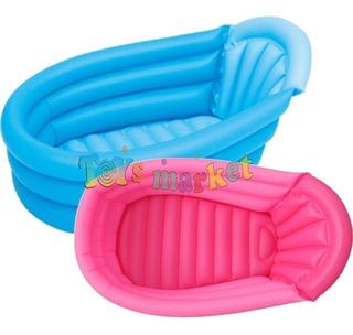 Bañera Inflable Bebe Piso Soft Pileta Bañadera Bestway