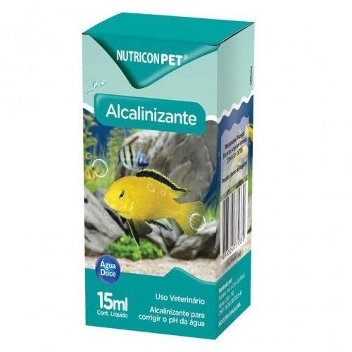 Alcalinizante 15ml