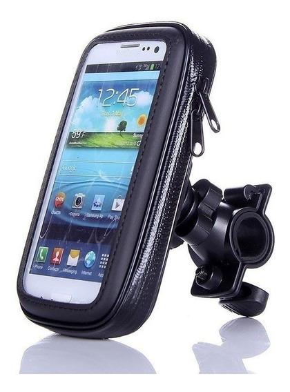 Soporte Bicicleta Moto Impermeable Gps Wa1 Onebox Para Samsung iPhone Huawei Motorola - Cuotas