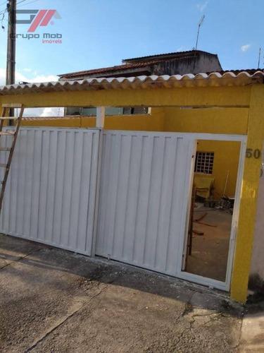 Casa Com 3 Dormitórios À Venda, 360 M² Por R$ 350.000,00 - Estiva - Taubaté/sp - Ca0187
