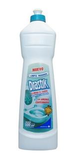 Drastik Limpiador Liquido Para Inodoros X 500 Cc.