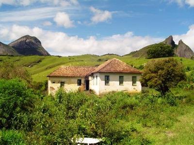 Sítio Para Venda Em Teresópolis, Frades - St201