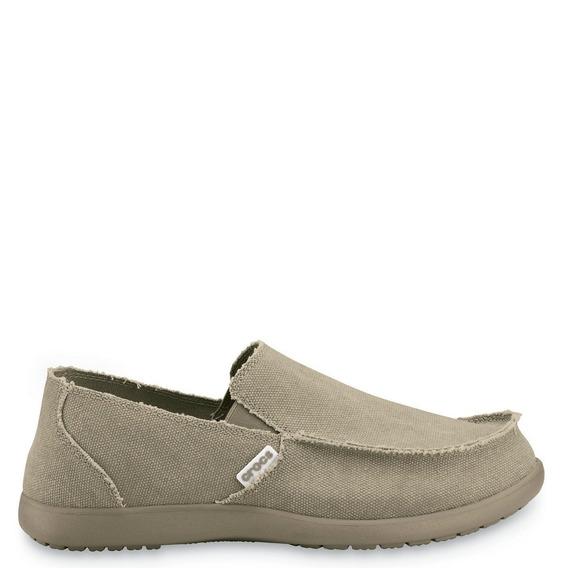 Zapatos Nauticos Hombre Crocs Santa Cruz - Urbanos -