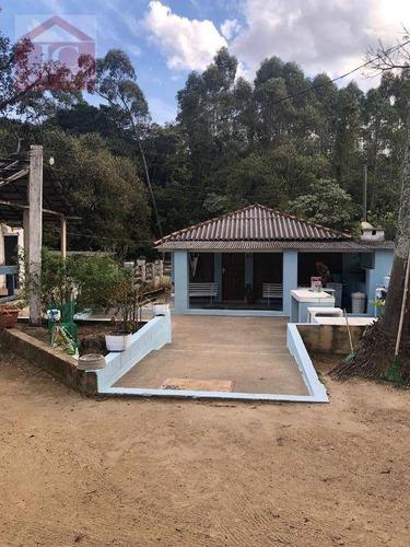 Terreno À Venda, 42.000 M² Por R$4.000,000,00 - Pitas - Cotia/sp - Te0380