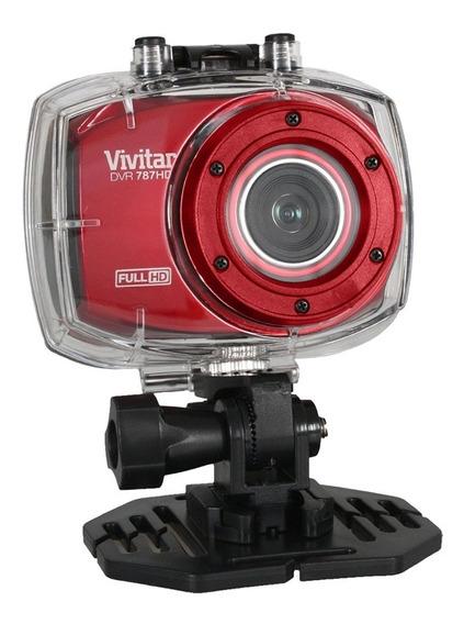 Camera De Ação Vivitar Código.dvr787hd