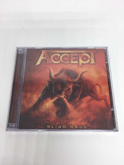 Dvd+cd - Accept - Blind Rage