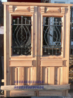 Puerta Principal De Pinotea 1.20 X 2.05