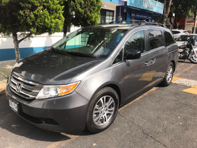 Honda Odyssey Exl Minivan Cd Qc At 2012