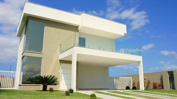 Casa De 4 Quartos, Sendo 3 Suites Em Alphaville - 2089
