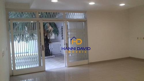 Casa Com 1 Dormitório À Venda, 451 M² Por R$ 4.000.000,00 - Vila Clementino - São Paulo/sp - Ca0126