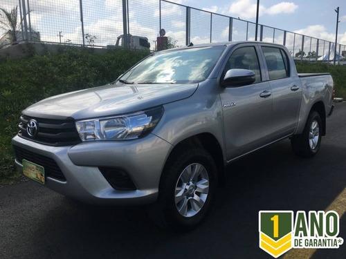 Toyota Hilux Cd 4x4 2.8 16v