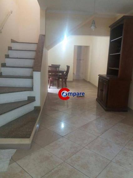 Sobrado Com 2 Dormitórios / Suítes À Venda, 115 M² Por R$ 585.000 - Vila Galvão - Guarulhos/sp - So1715