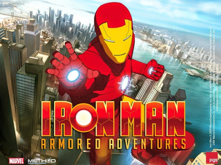 Iron-man Aventuras De Hierro +3 A Elegir Digital