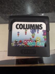 Jogo Sega, Game Boy,columns Game Gear.