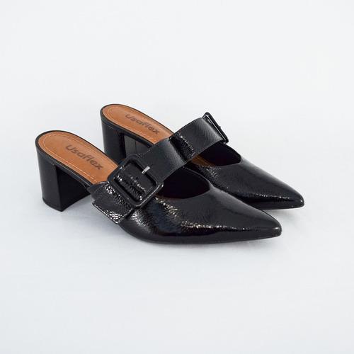 625fcf690 Sapato Muli 100% Couro Usaflex - Sapatos com o Melhores Preços no ...