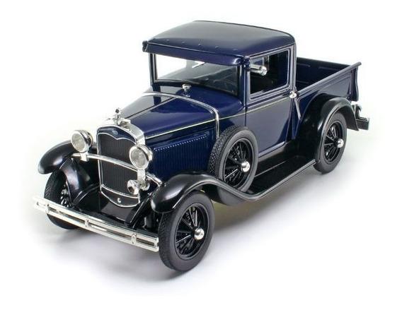 Miniatura Ford Model A Pickup - 1931 - Esc:1/18