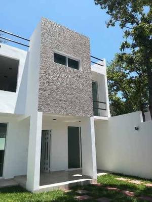 Casa En Venta, Cuautla, Morelos