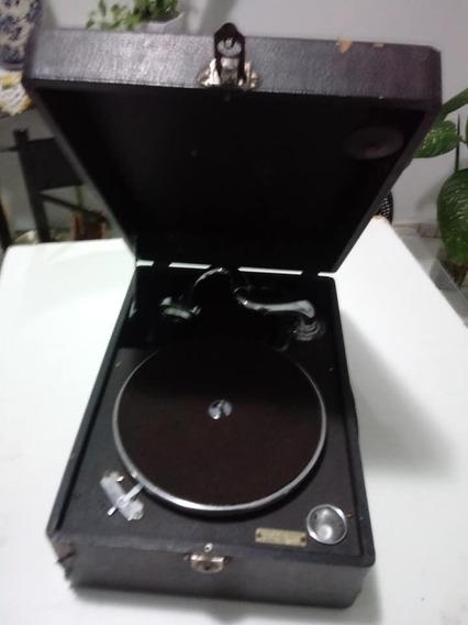 Gramofone Vintage - Século Passado