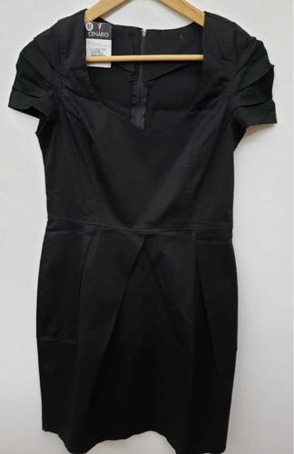 Vestido Feminino Preto Básico Roupas Femininas Mulheres