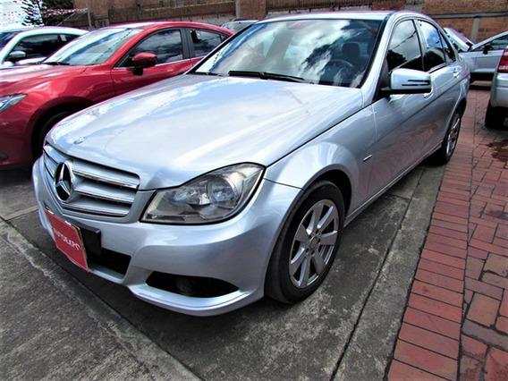 Mercedes-benz C180 Cgi. Sec 1.6 Gasolina