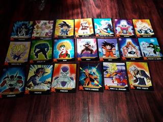 Armables Dragon Ball Z Lote De 20 Diferentes