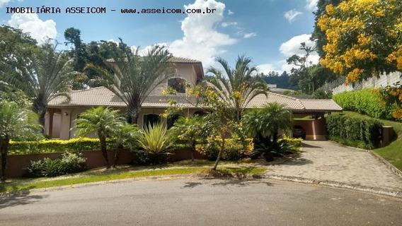 Casa Em Condomínio Para Venda Em Atibaia, Guaxinduva, 5 Dormitórios, 1 Suíte, 3 Banheiros, 4 Vagas - 281