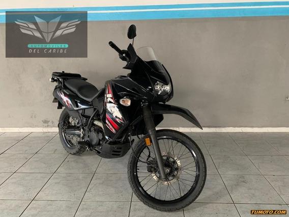 Motos Kawasaki Klr 650