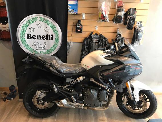 Benelli 600gt Blanca