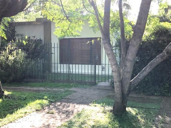 Casa Alquiler City Bell 3 Dormitorios 474 Y 13b (ref 821)