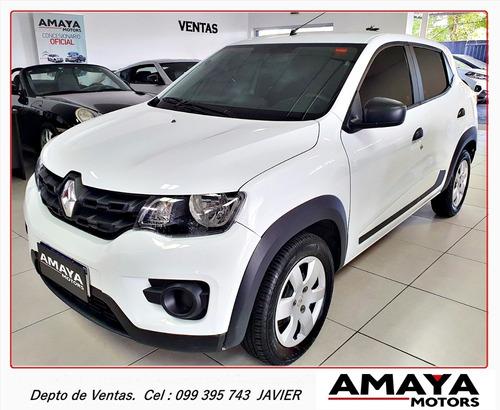 Amaya Renault Kwid Life 1.0 Full Con Extras Año 2019