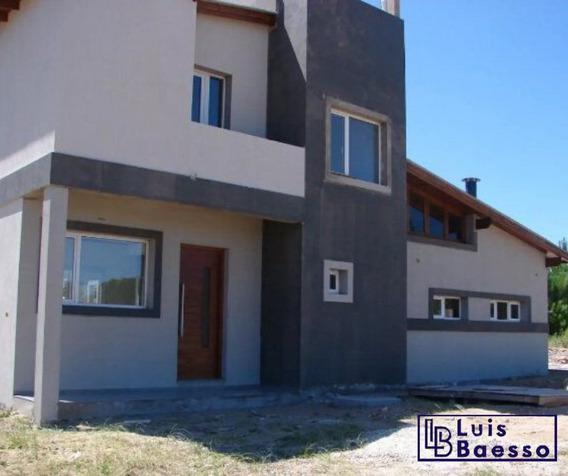 Oportunidad Casa A Estrenar En Pinamar