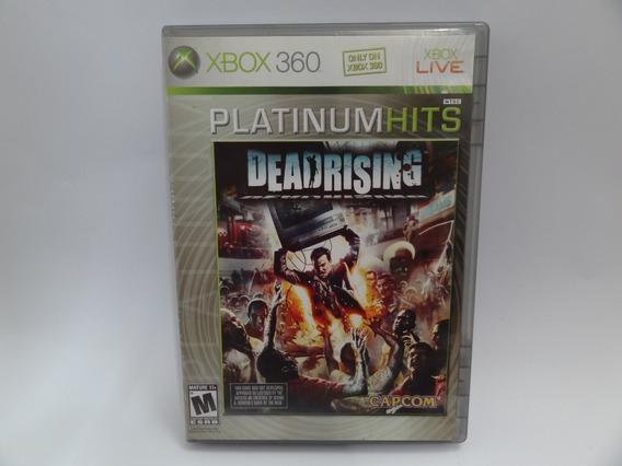 Dead Rising Xbox 360 Midia Fisica Usado