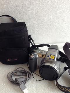 Camara Sony Cyber - Shot Dsc-h2