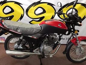 Zanella Rx G3 Dni Nueva 2017 0km 150 Moto Calle 999 Motos