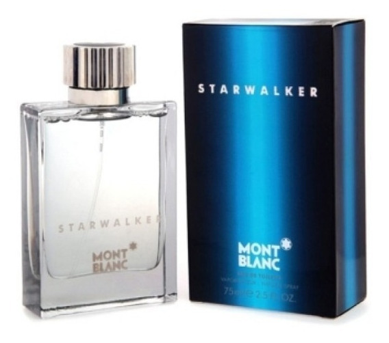 Decant Amostra Do Perfume Mont Blanc Starwalker Men 2ml