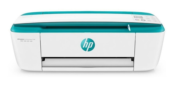 Impressora Multifuncional Hp Deskjet Ink Advantage 3786
