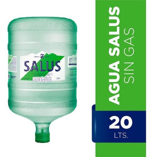 Agua Salus Sin Gas Bidón 20 Lts