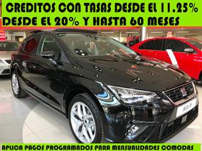 ¡ibiza Fr 1.0 Turbo Std 2018 Arrendamiento Credito Contado!