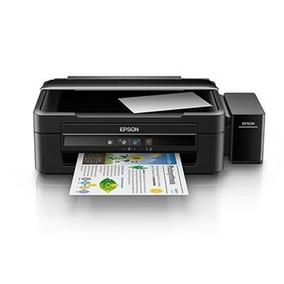 Impressora Epson Ecotank L380 Tinta Tinta Comestivel Corante