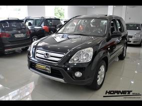 Honda Cr-v 2.0 Ex 2006 *top*teto*couro*impecável*linda*