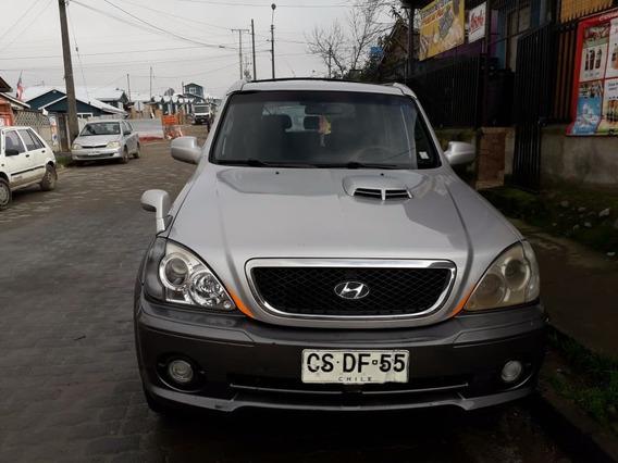 Hyundai Terracan Full Equipo
