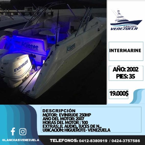Lancha Intermarine 35 Lv132