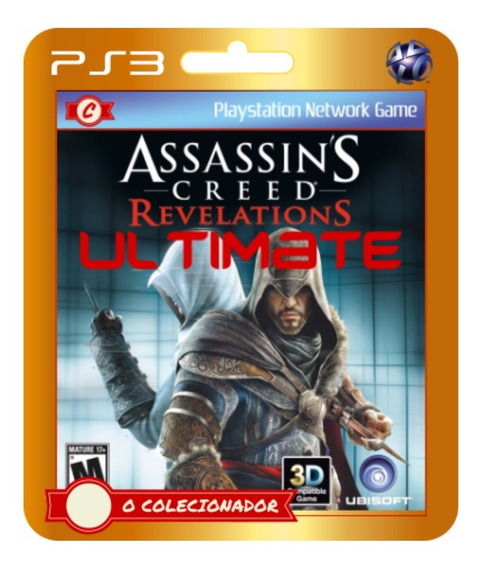 Assassins Creed Revelations Ultimate Edition